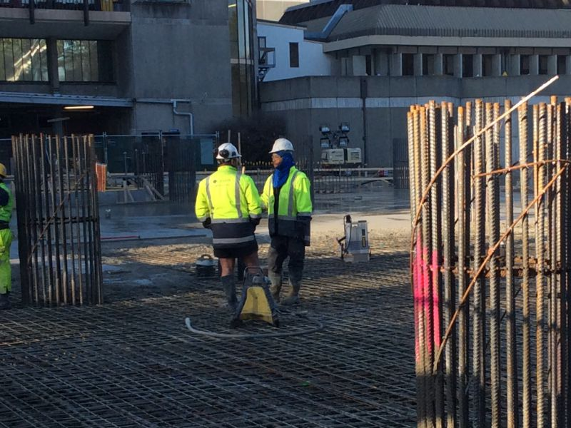 Concrete Pumping Health and Safety